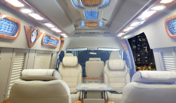 Hiace EMPIRE Limousine full