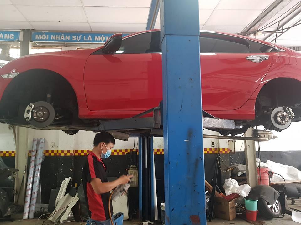 Đào tạo chăm sóc xe hơi chuyên nghiệp, học nghề UY TÍN nhất
