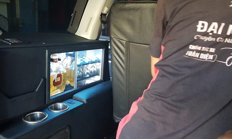 Ở đâu dạy bọc ghế da ô tô, chăm sóc nội thất xe hơi uy tín?