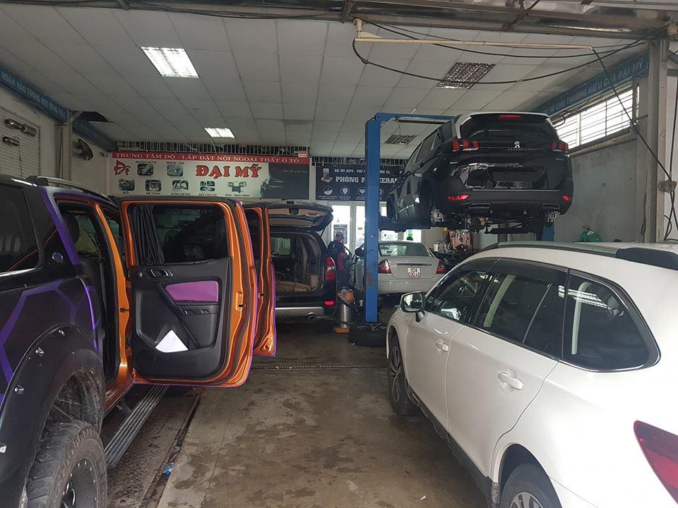 Đào tạo chăm sóc xe hơi chuyên nghiệp cam kết 100% có việc làm