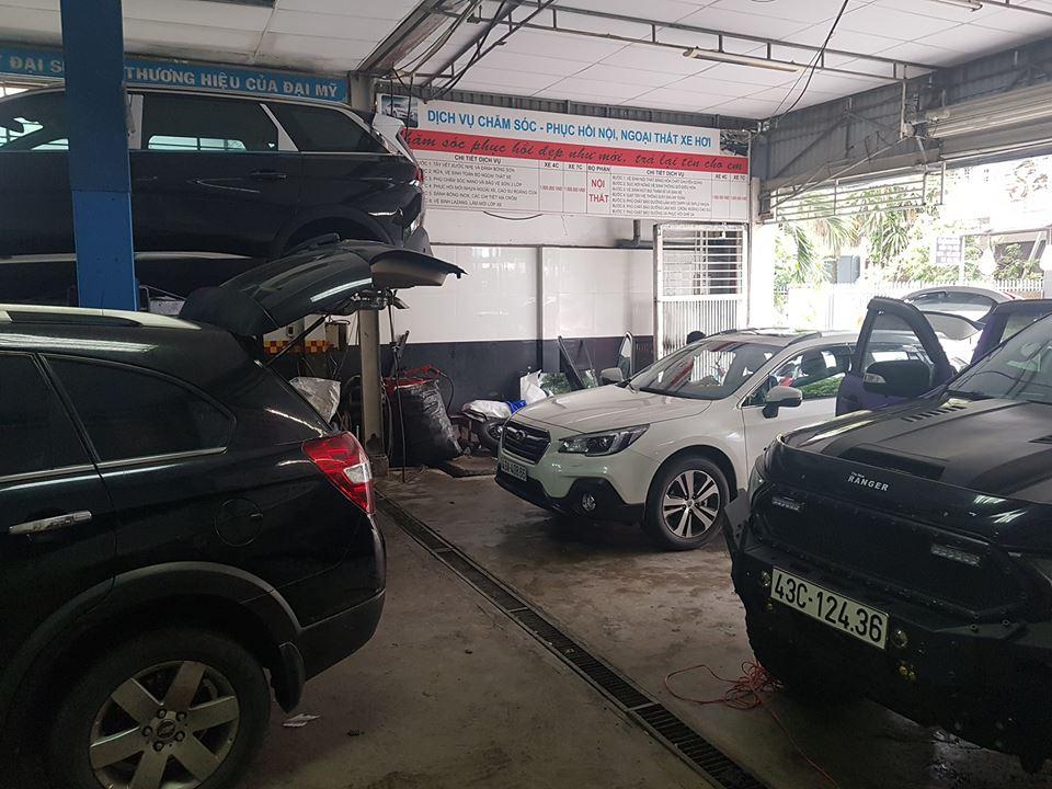 Trung tâm dạy độ xe, độ đèn xe ô tô UY TÍN, cam kết VIỆC LÀM