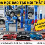 Khóa dạy nghề nội thất ô tô UY TÍN, học nghề là phải LÀM được
