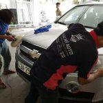Những lưu ý trong quá trình đào tạo chăm sóc xe hơi