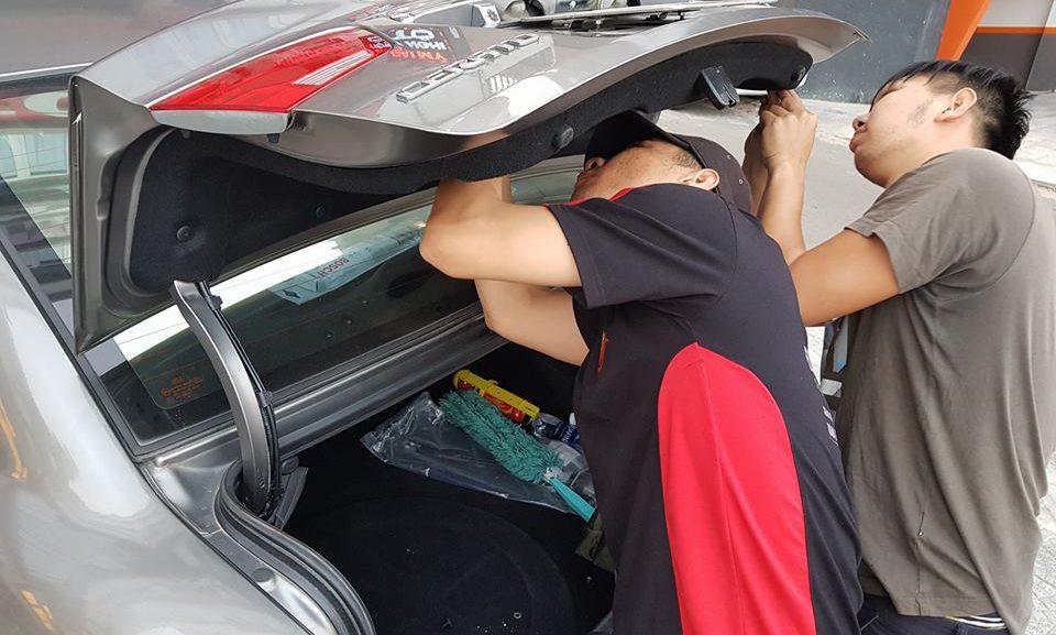 Đào tạo chăm sóc xe hơi chuyên nghiệp