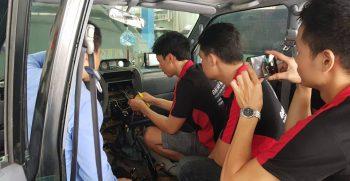 Dạy độ xe, học cách độ xe oto tại Đại Mỹ
