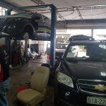Trung tâm đào tạo chăm sóc xe hơi, dạy nghề chuyên nghiệp